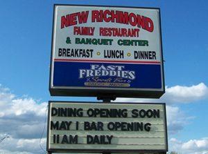 New Richmond Family Restaurant & Banquet Center