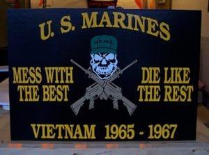 US Marines - Vietnam 1965-1967