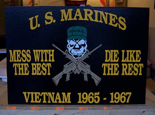US Marines - Vietnam 1965-1967