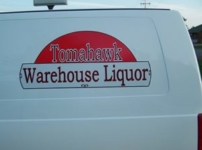 Tomahawk Warehouse Liquor