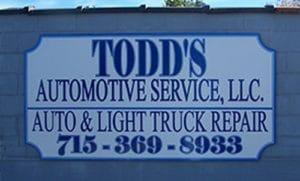 Todd's Automotive Repair Service, LLC