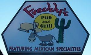 Freddy's Pub and Grill