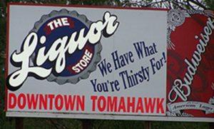 The Liquor Store - Downtown Tomahawk
