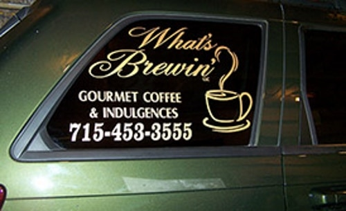 What's Brewin' - Gourmet Coffee & Indulgences