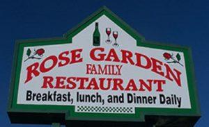 Rose Garden Family Restaurant