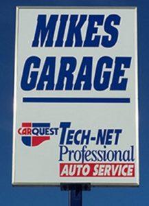 Mikes Garage