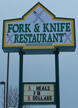 Fork & Knife Restaurant