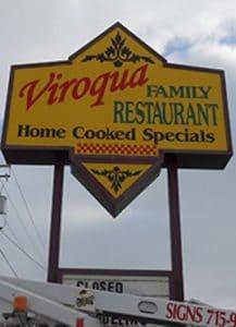 Viroqua Family Restaurant
