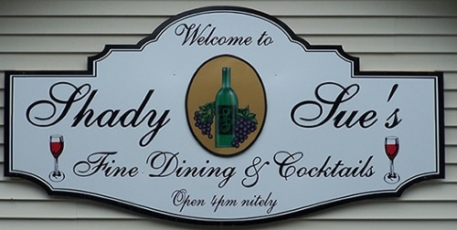 Shady Sue's Fine Dining & Cocktails