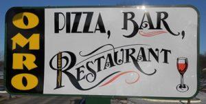 Omro Pizza, Bar, Restaurant