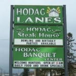 Hodag Lanes, Steak House, & Banquet Center - Rhinelander, Wisconsin