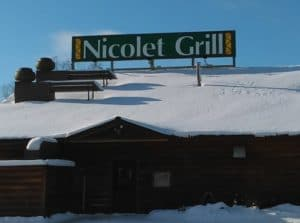 Nicolet Grill - Eagle River, Wisconsin